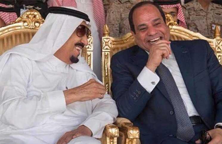 """5 تعهدات قدمتها السعودية للسيسي لاستعادة """"تيران وصنافير"""""""