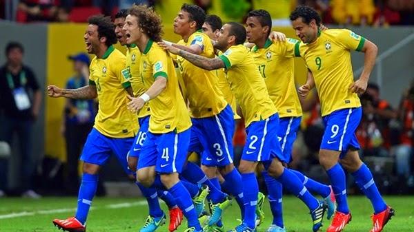 البرازيل تواجه ألمانيا في غياب نيمار وسلفا