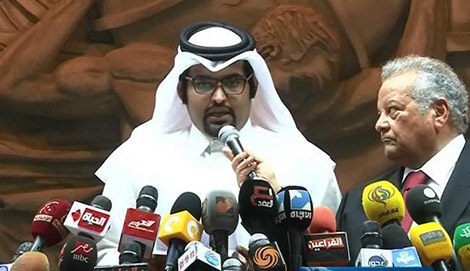 مؤسس تمرد قطر يدعي أن أبوظبي والقاهرة هي من وقفت خلفه وجندته