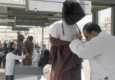 إعدام سعوديين وعراقي بتهم القتل والترويج للمخدرات في الرياض