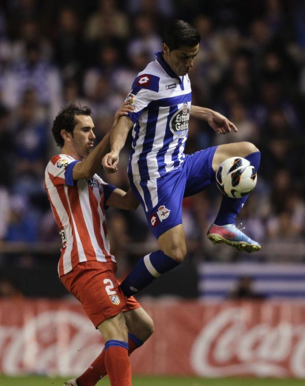 اشتباكات بين مشجعي أتلتيكو وديبورتيفو تسفر عن تعرض شاب لأزمة قلبية