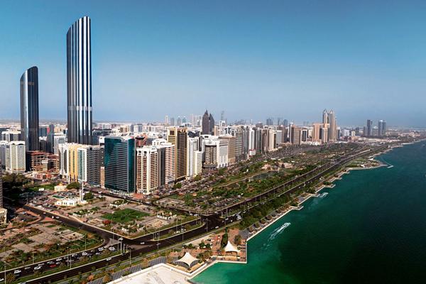 اعتماد مشاريع بنية تحتية في أبوظبي بتكلفة 204 ملايين درهم