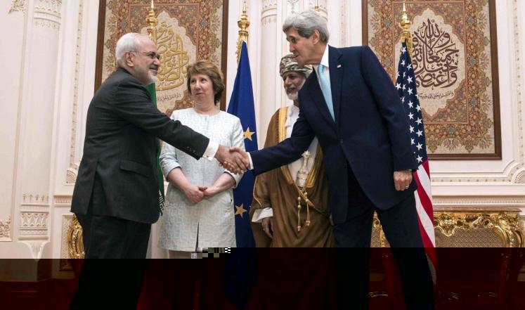 اجتماع ثلاثي بمسقط حول برنامج إيران النووي