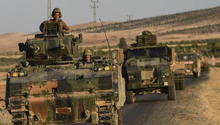 تركيا: درع الفرات انتهت لكن عملياتنا وقواتنا بسوريا مستمرة