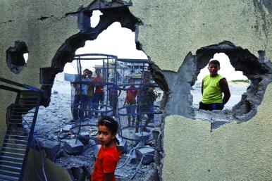 الإمارات تطالب بتحقيق دولي بالجرائم الإسرائيلية في غزة
