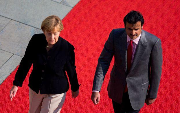 أمير قطر: لا نمول أي منظمات إرهابية في سورية أو العراق
