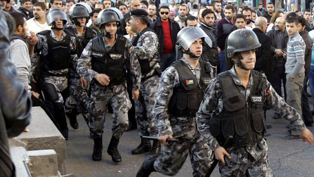 الأردن: قواتنا في البحرين لتبادل الخبرات
