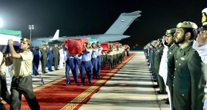 الثالث خلال أسبوع.. القوات المسلحة تعلن استشهاد خالد البلوشي في باليمن