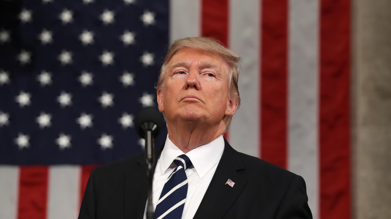 ترامب: سنفرض عقوبات إضافية على كوريا الشمالية
