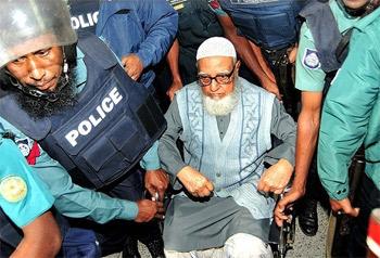بنغلادش: وفاة زعيم الجماعة الاسلامية السابق عن 92 عاما في سجنه