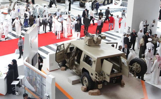 صفقات عسكرية إماراتية بقيمة 4 مليارات درهم خلال آيدكس 2015