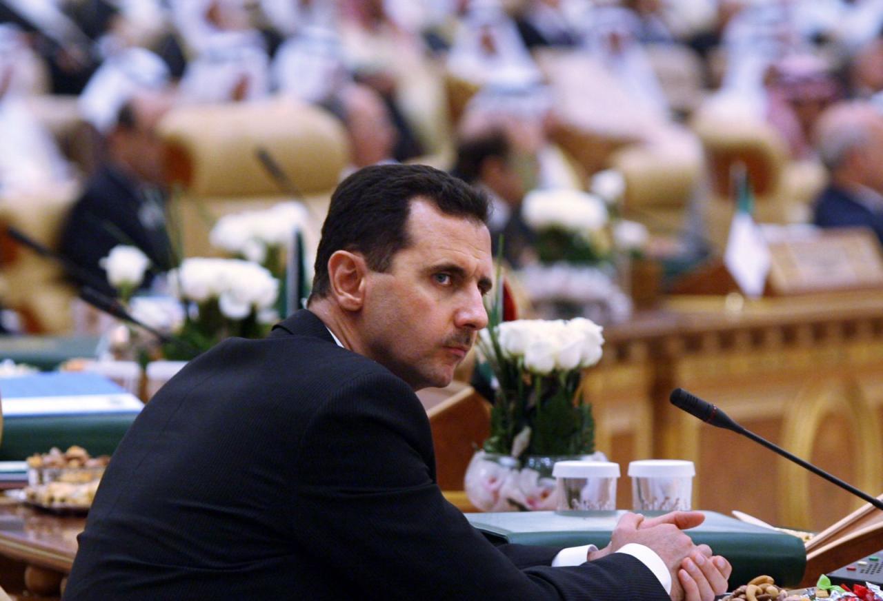 الأسد يعترف: سقوط إدلب بدعم عسكري تركي ومالي سعودي قطري