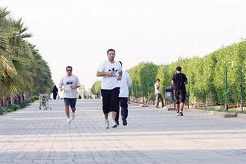 أخصائية: أفضل أوقات الرياضة في رمضان قبل الافطار