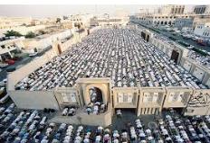 إقامة صلاة العيد بألف مسجد ومصلى تغطي كافة مناطق الدولة