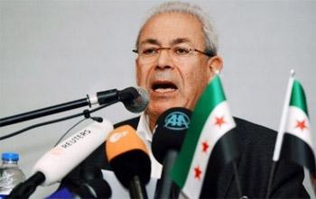 غليون: إيران هي المشكلة في سورية وأمريكا ليست هي الحل