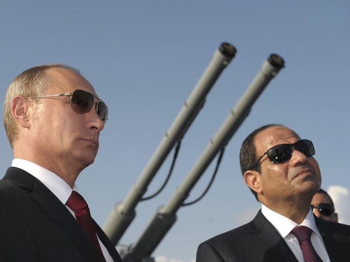بعد العدوان في سوريا.. بوتين يتجسس على ليبيا