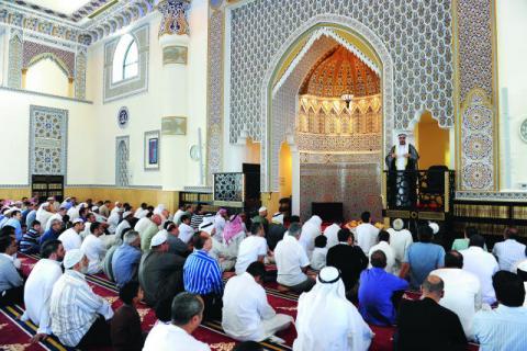 تعيين 27 إماماً وخطيباً في المنطقة الشرقية بينهم 7 إماراتيين