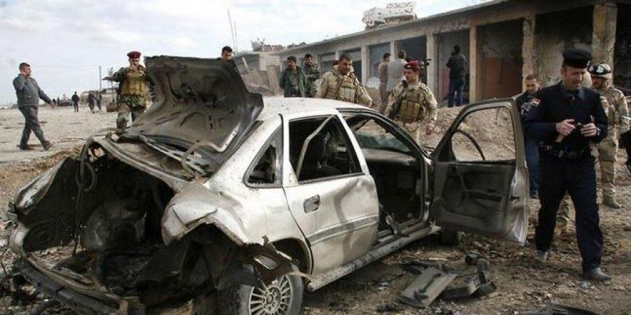 11 قتيلا على الأقل في انفجار سيارة ملغومة شرق بغداد