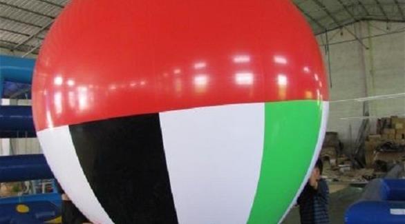 عجمان: تحذير من إطلاق البالونات فوق المباني المرتفعة