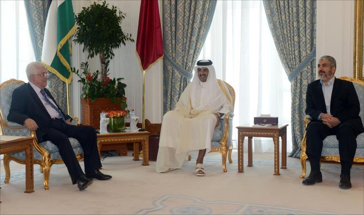 أمير قطر: لا تغيير بمواقف الدوحة الثابتة تجاه القضية الفلسطينية