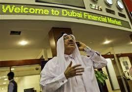 مؤشر دبي المالي ينخفض بنسبة 1,1%