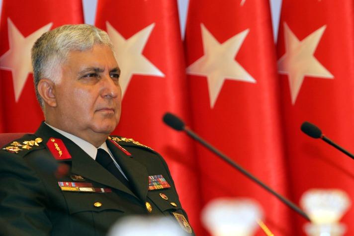 رئيس أركان الجيش التركي يزور السعودية الخميس المُقبل