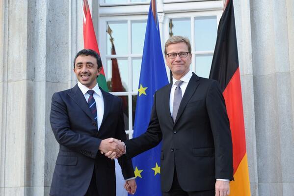 الإمارات الأولى عربياً في التبادل التجاري مع ألمانيا
