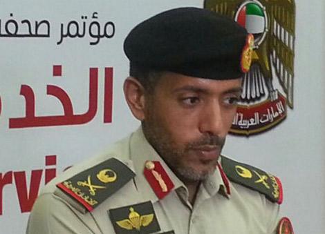 أحمد بن طحنون للمجندين الجدد: ستخوضوا تجربة لم تعهدوا مثلها من قبل