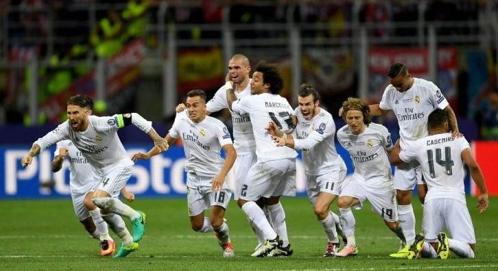 ريال مدريد ينتزع كأس السوبر الأوروبية بعد هدف رائع متأخر