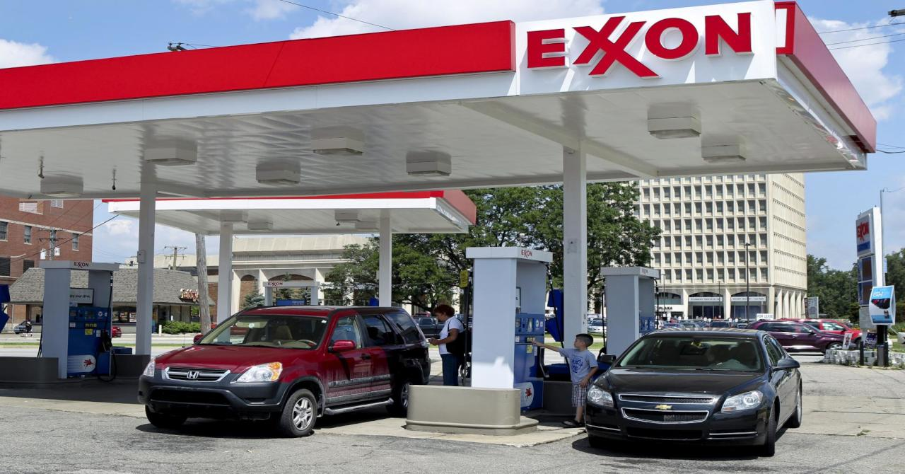 خلاف قضائي بين عملاق النفط