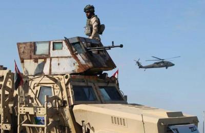 الجيش العراقي يتقدم في الأنبار دون مقاومة داعش