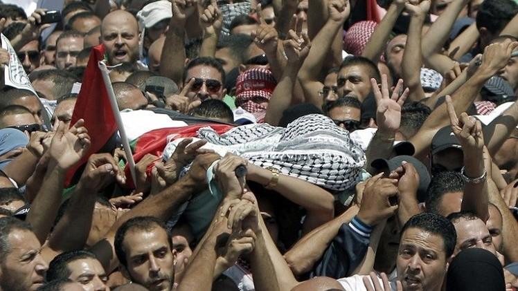 النائب العام الفلسطيني يكشف طريقة قتل الفتى أبو خضير