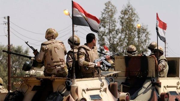مقتل أربعة جنود مصريين في سيناء