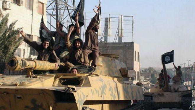 استطلاع: داعش أكبر خطر عالمي برأي الأمريكيين