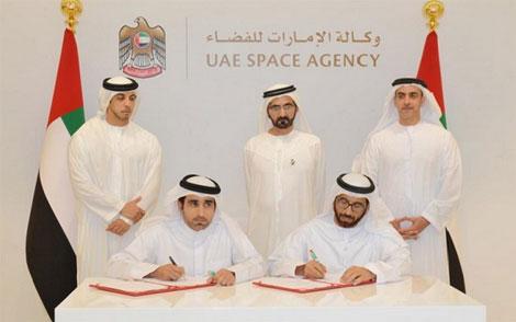 الإمارات تعلن بدء العمل لإنشاء أول مسبار عربي إسلامي للمريخ