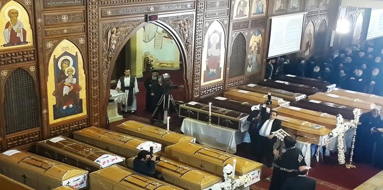 داعش يتوعد مسيحيي مصر بمزيد من الهجمات