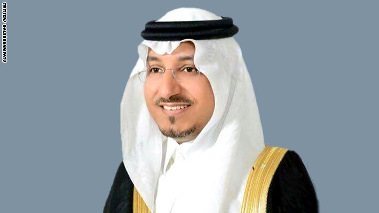 وفاة نائب أمير عسير منصور بن مقرن في حادث تحطم هليكوبتر