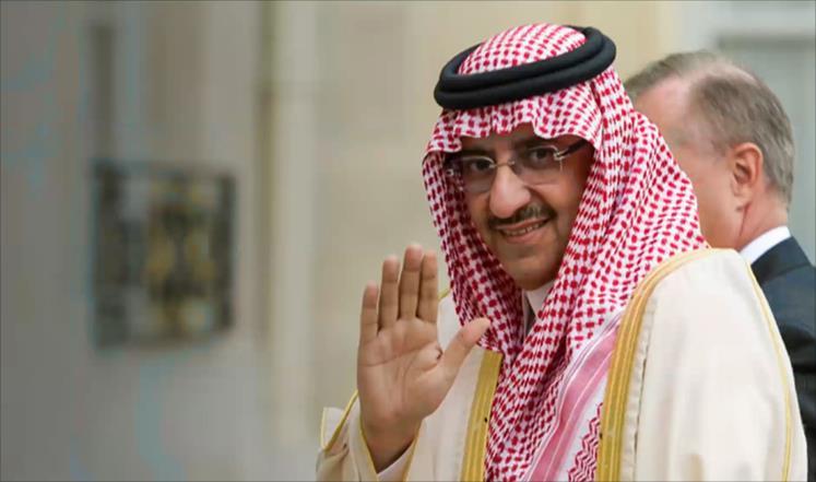 السعودية: محمد بن نايف وليا لولي العهد خلفاً لمقرن