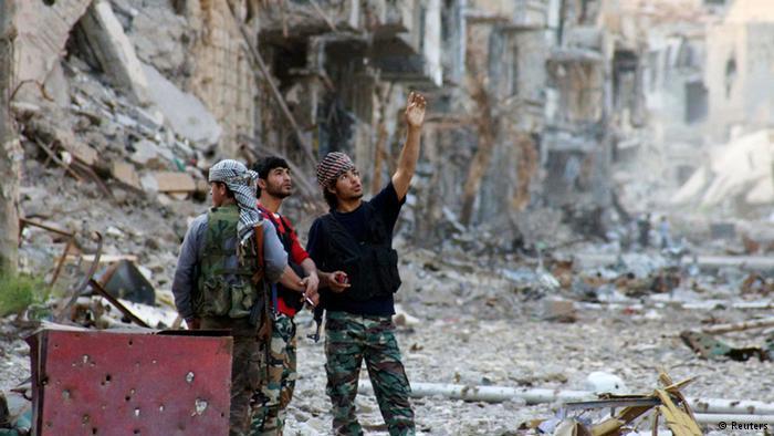 السعودية توافق على استضافة معسكرات تدريب للمعارضة السورية