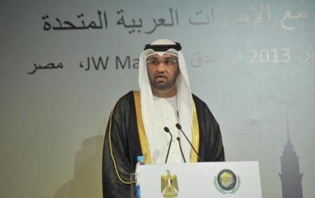 وزير إماراتي: توجيهات من القيادة العليا بتنفيذ مشاريع حيوية في مصر