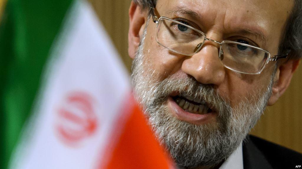 لاريجاني يكشف حجم التوتر بين كبار الساسة الإيرانيين