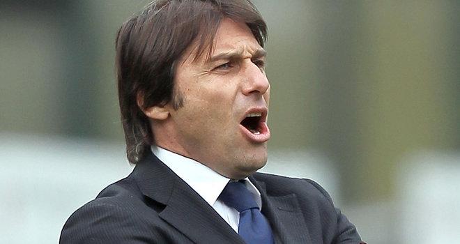 كونتي مدرباً للمنتخب الإيطالي