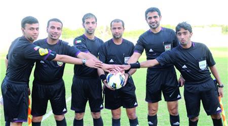 فريد علي: حكام الكرة الإماراتية يفتقدون الشجاعة