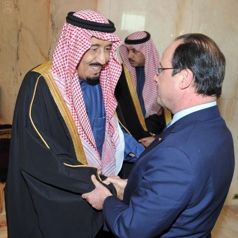 استمرار التعاون السعودي الفرنسي في الجانب العسكري