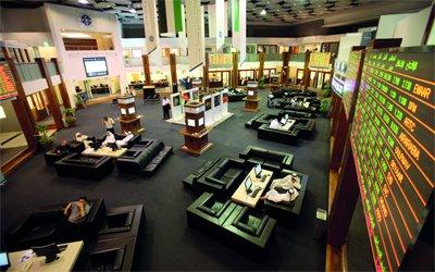 31,5 مليار درهم أرباح أسواق الإمارات في أسبوع
