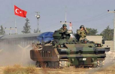 وثائق أمنية تظهر تجسس المخابرات السورية على تحركات الجيش التركي
