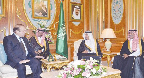 السعودية وباكستان تبحثان التطورات الإقليمية