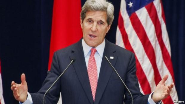 كيري: أوباما مستعد لإيقاف المفاوضات مع إيران