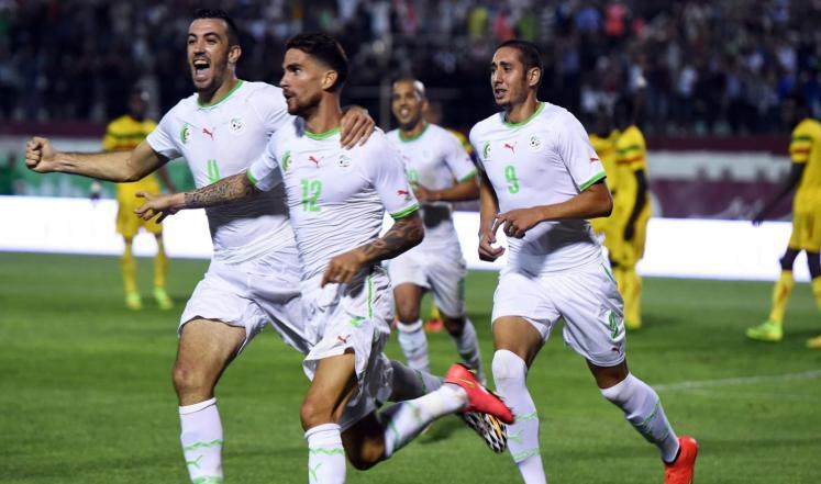 المنتخب الجزائري يتقدم نحو نهائيات الأمم الأفريقية بفوزه على مالاوي
