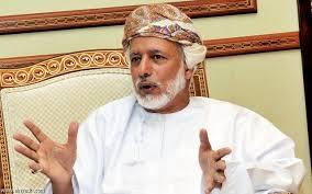 وزير خارجية عمان: نقرب بين السعودية وإيران بترحيب من الجانبين
